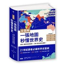 【全圖解】一張地圖秒懂世界史:從智人遷移到氣候變遷,人類大歷史經典地圖版!