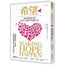 希望:蓋洛普調查主張,最有力量的幸福信念