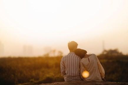 謝謝你,讓我明白愛一個人與被愛是什麼樣子