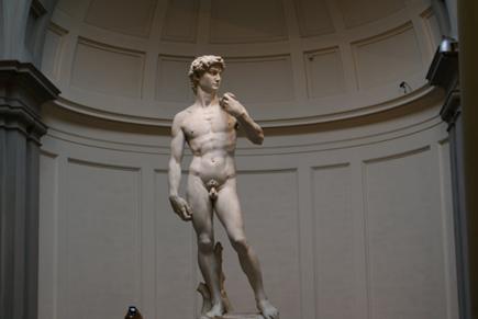 就是愛創作肌肉猛男—任性的文藝復興藝術家米開朗基羅