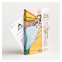 【Chiu Road 勇敢的小裁縫】萬用空白童畫書