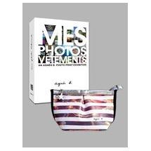 agnes b. Photo Print Book:內附化妝包與明信片組