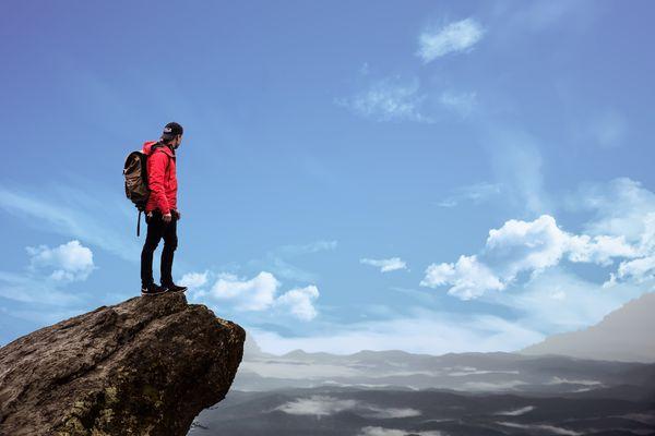 每當打算嘗試新的活動,總會有些焦慮,擔心失敗? 試著這樣做吧!