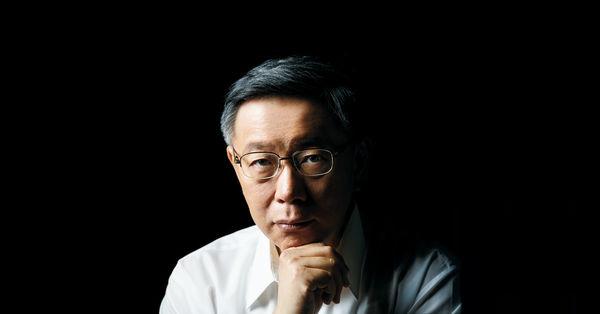 柯文哲談「台北價值」:將進步價值涵納進華人社會來,就是台北價值。