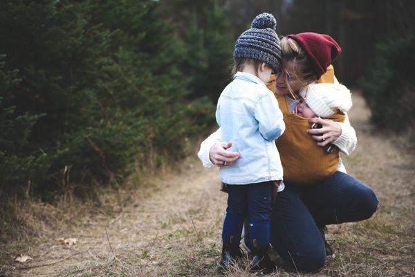 老覺得自己不夠好?別被「好媽媽」壓死的消除罪惡感練習