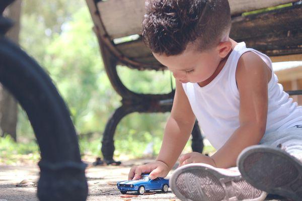 孩子受到空汙影響的超乎想像,除了環境還有可能來自家庭