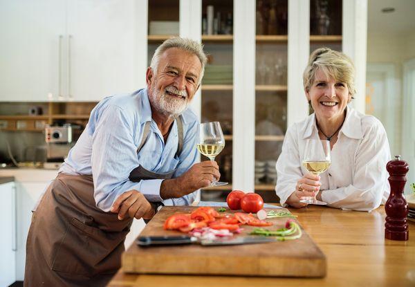 60歲找到靈魂伴侶的秘訣:甜蜜感才是幸福感的黏著劑